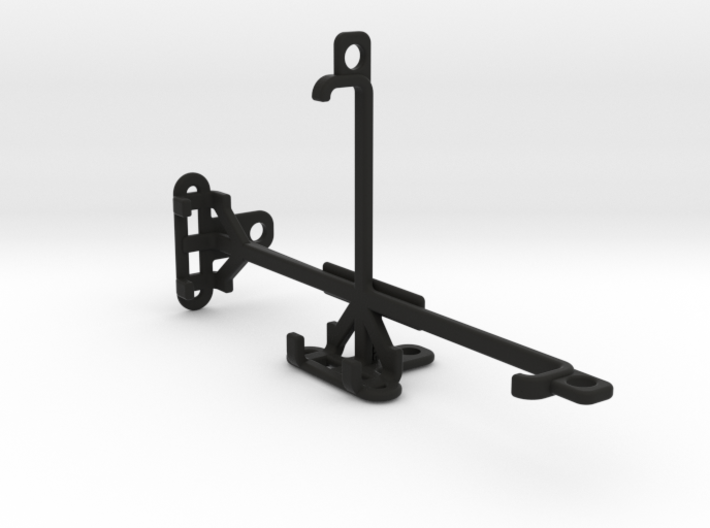 Allview P6 Lite tripod & stabilizer mount 3d printed