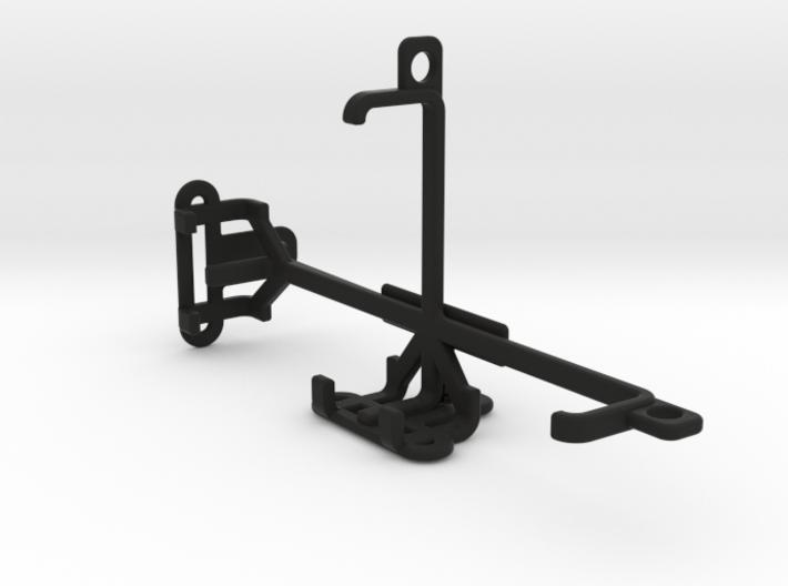 Gionee W909 tripod & stabilizer mount 3d printed