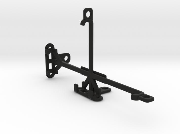 Intex Aqua Ace tripod & stabilizer mount 3d printed