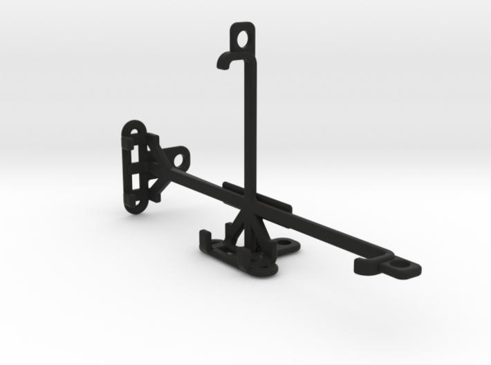 Maxwest Gravity 5 LTE tripod & stabilizer mount 3d printed