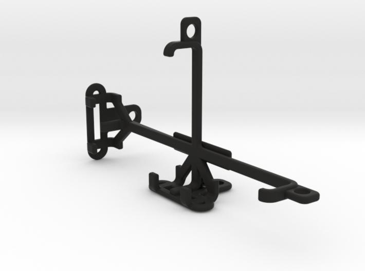 Posh Kick Lite S410 tripod & stabilizer mount 3d printed