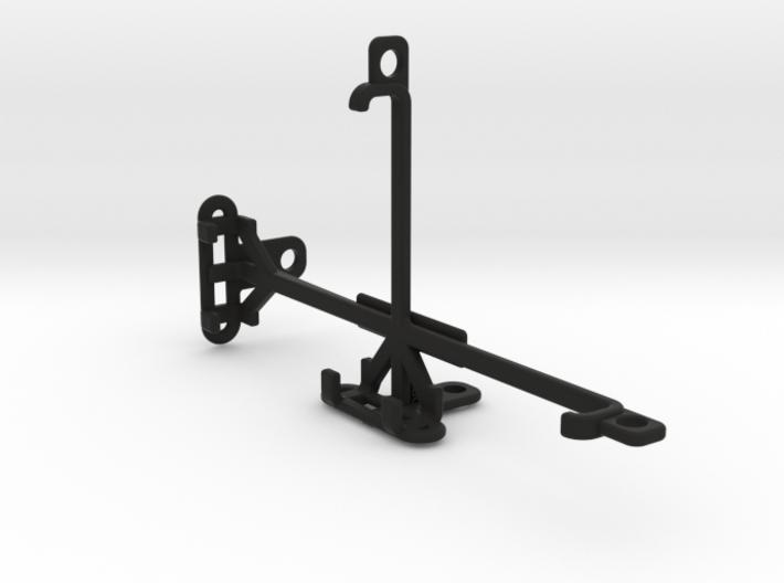 QMobile Noir X450 tripod & stabilizer mount 3d printed