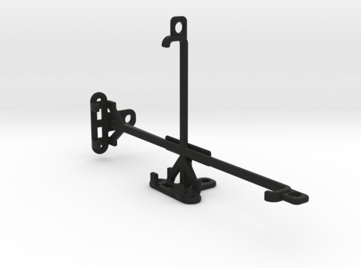 ZTE Zmax Pro tripod & stabilizer mount 3d printed
