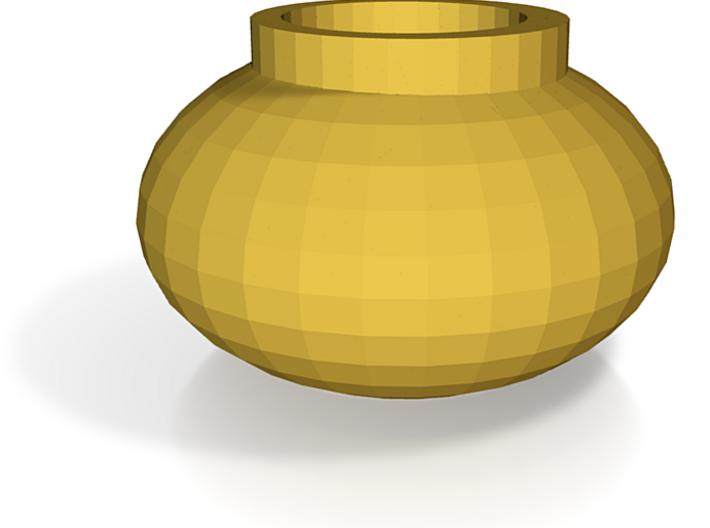Honey Pot 3d printed