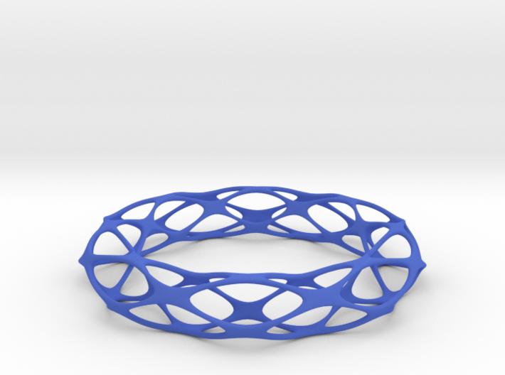 Pseudo Voronoi Brace 3d printed