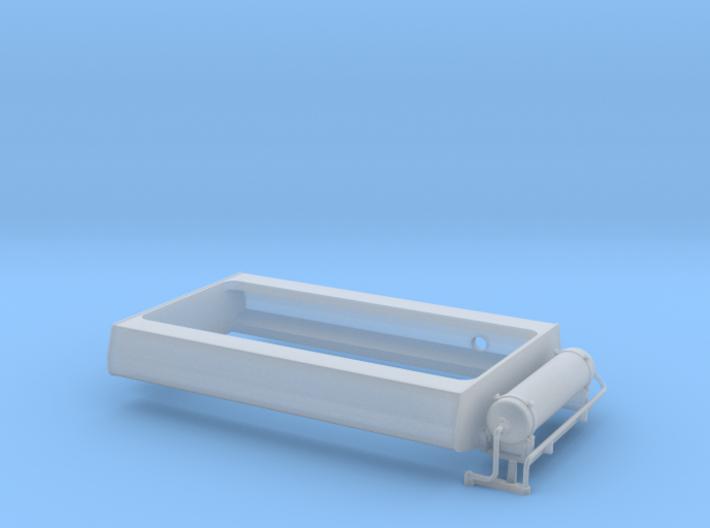 MKT KCCX GP39-2 Fuel Tank 3d printed