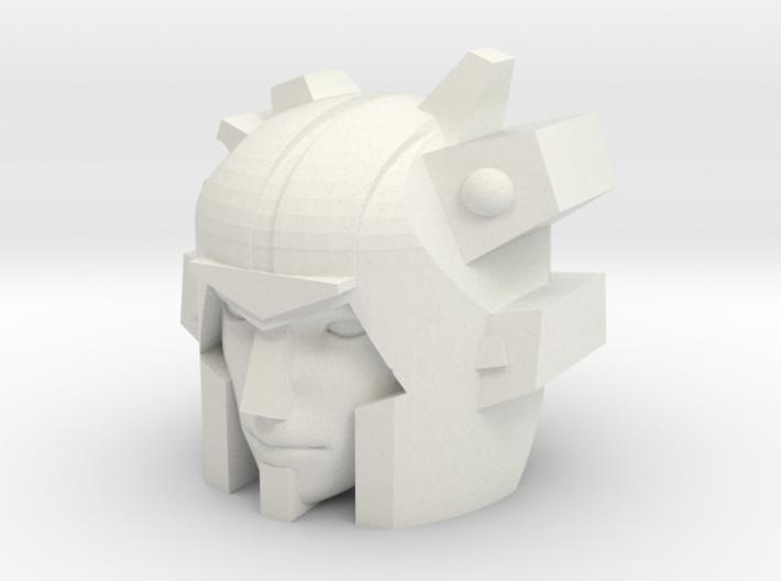 IDW Elita One head for CW Dragstrip 3d printed