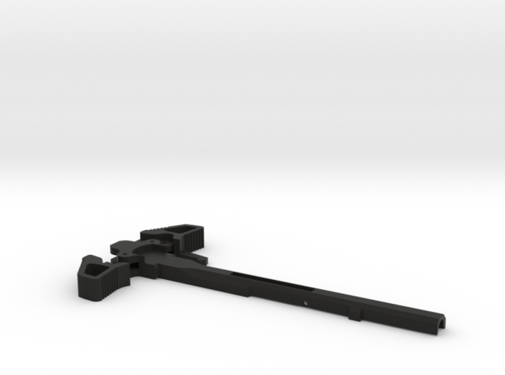 Charging Handle for Ares Amoeba Brand 3d printed