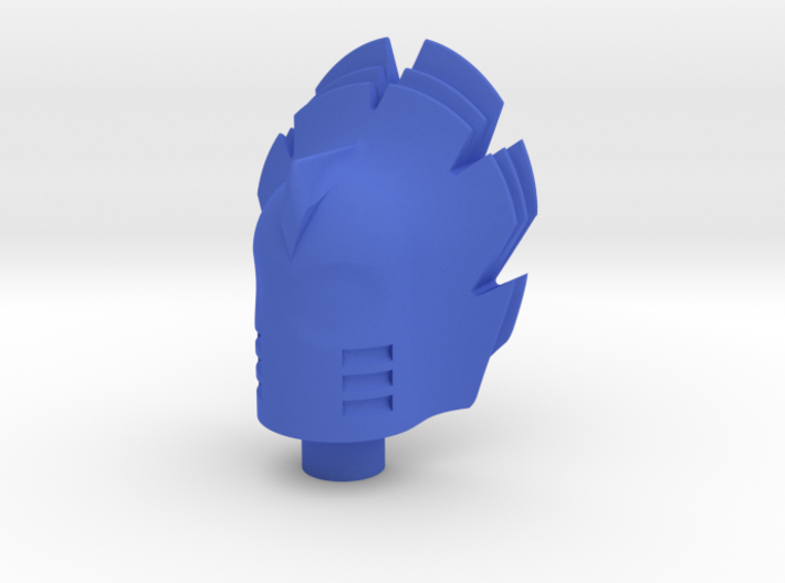 Acroyear Alternate Head 2 (Feathered) 3d printed