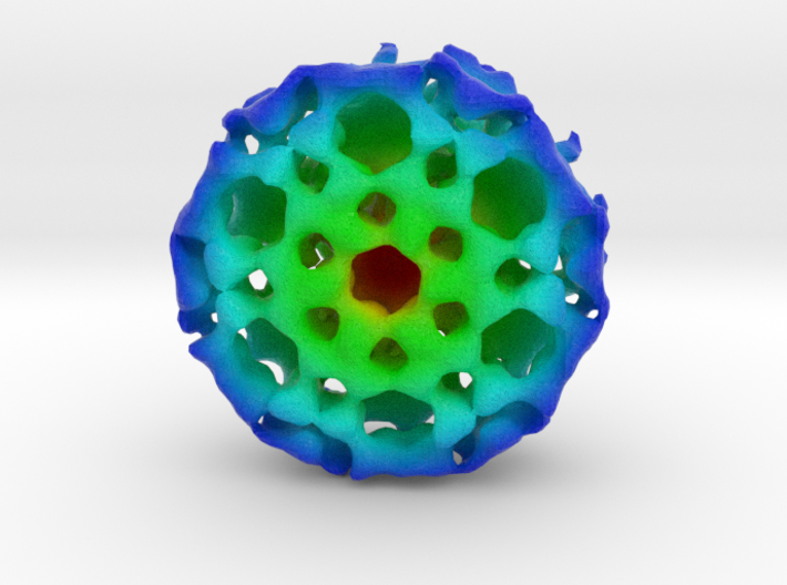 Virus-Like Particle 3d printed