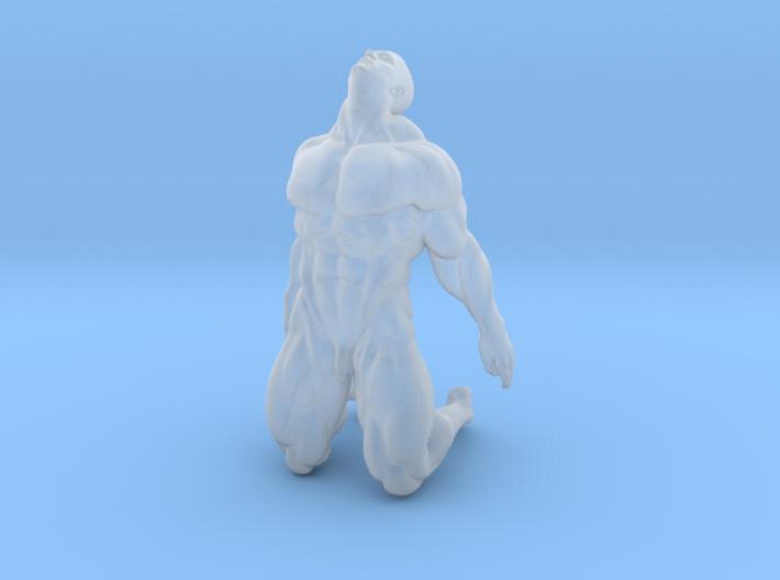 Mini Strong Man 1/64 039 3d printed