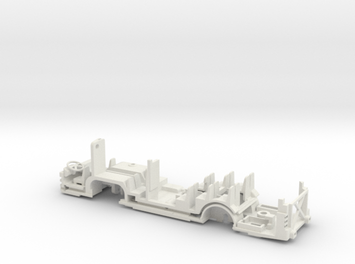 JH-VK-Bus-chassis14a 3d printed