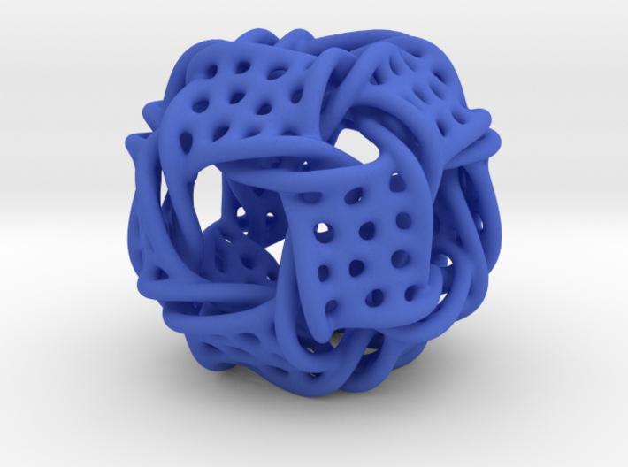 Cubocta-ducov 3d printed