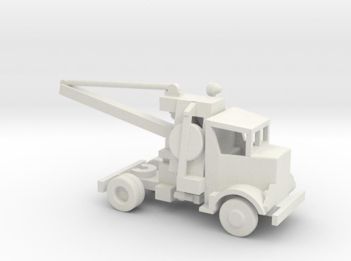 1/144 Scale Autocar 8244T 3 Crane 3d printed