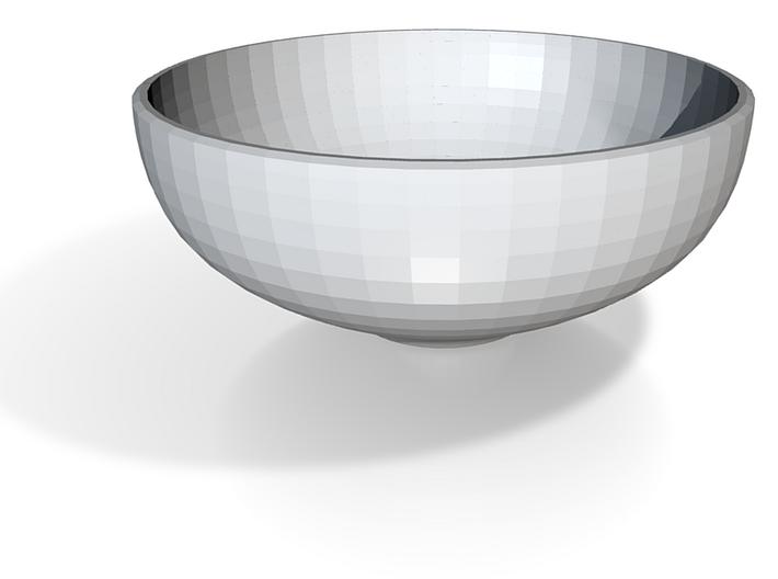 bowl 6 3d printed