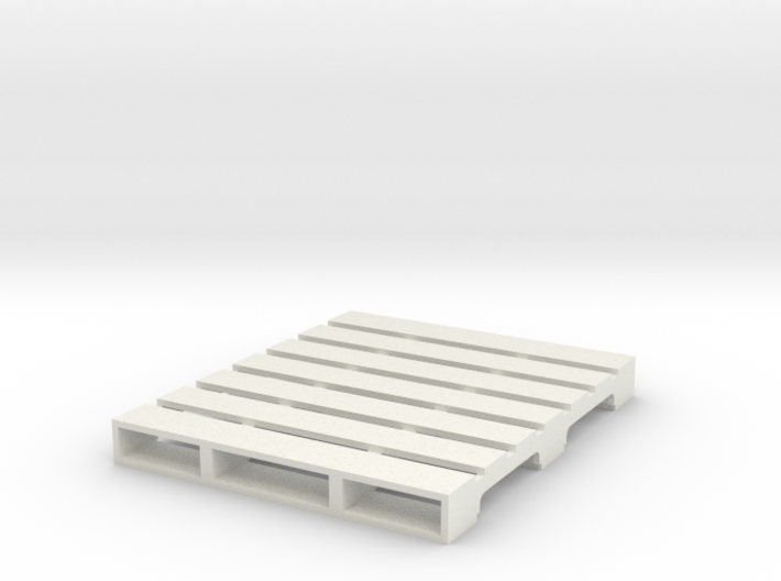 Pallet 1:50 Scale 3d printed