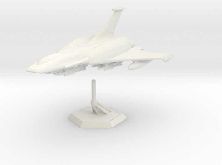 Star Sailers - Heavy Tiger - S.S.F.001 3d printed