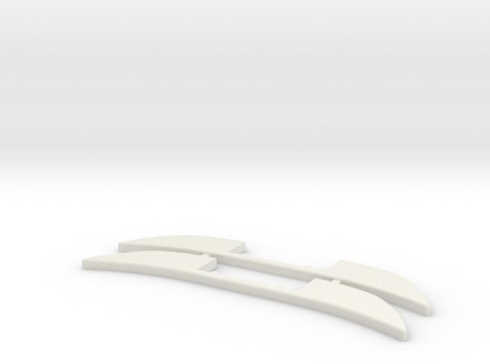 Renfort Mosler MiniZ 2pc 3d printed