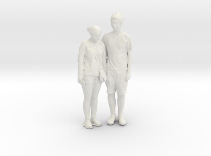 Printle C Couple 025 - 1/24 - wob 3d printed