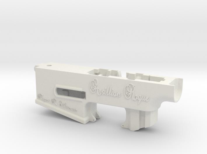 Arsillian Rogue Series - Lower Reciever (Springer) 3d printed