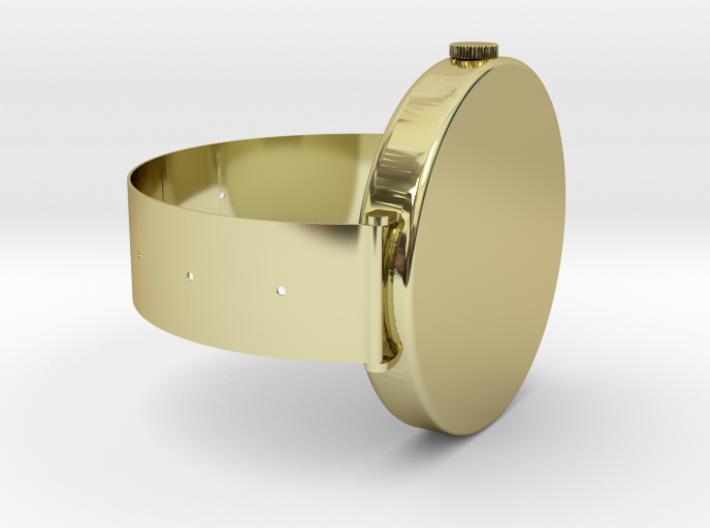 SOL M' Watch 3d printed