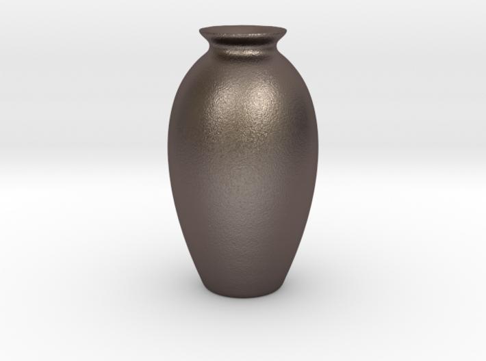 Urn Vase Hollow Form 2017-0009 various scales 3d printed