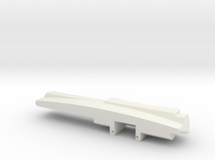 Vaterra Ascender K10 - Dash Board 1 of 2 3d printed
