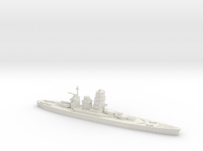 IJN Fujimoto 1/1250 (Fujimoto's Treaty Battleship) 3d printed
