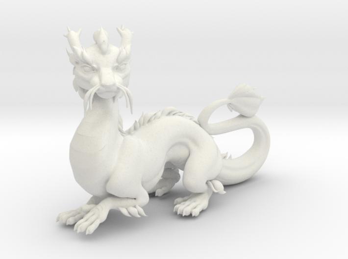 ImperialDragonSculpt 3d printed