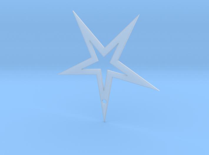 STAR 3d printed