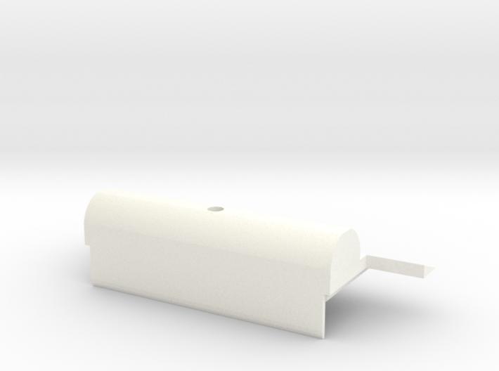 1 LEDHouder Front 3d printed