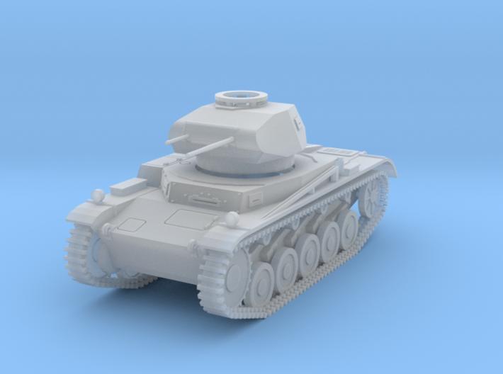 PV103C Pzkw II ausf C (1/87) 3d printed
