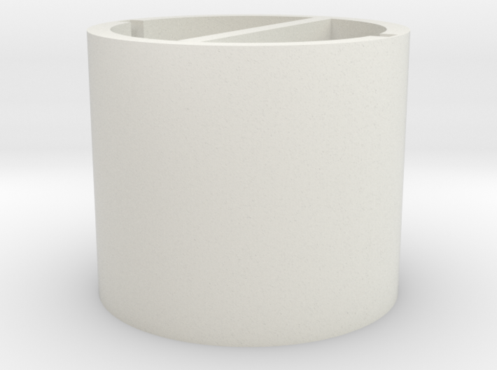 Separated round pen 3d printed