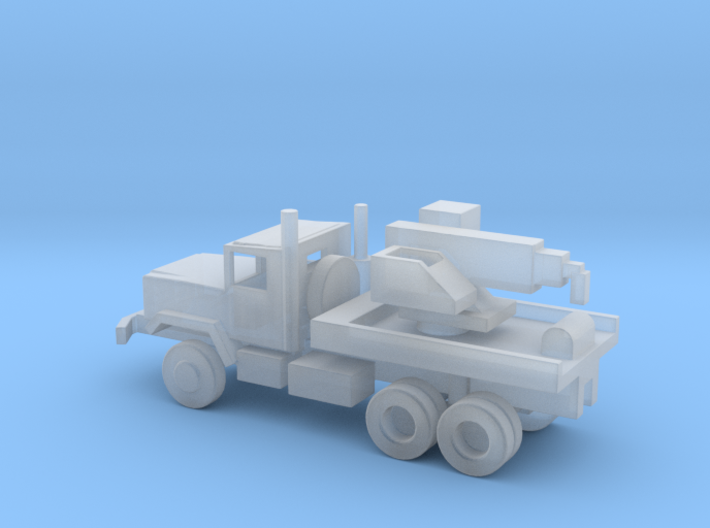 1/144 Scale M936 Wrecker 3d printed