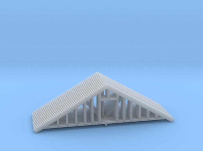 Trusses N Scale 1-160 3d printed