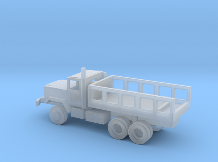1/144 Scale M928 Long Bed Cargo Truck 3d printed
