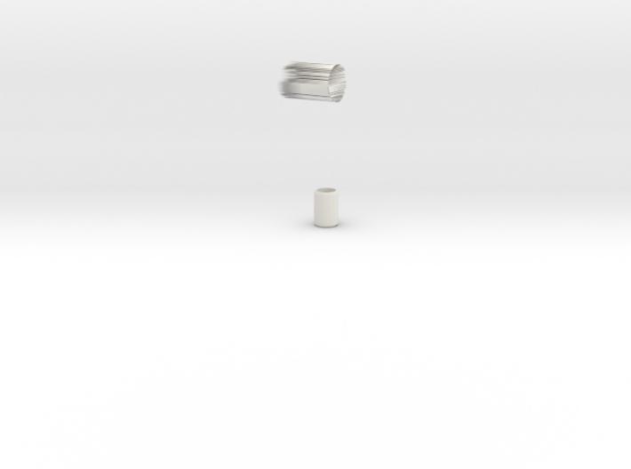 鏡頭模型.stl 3d printed