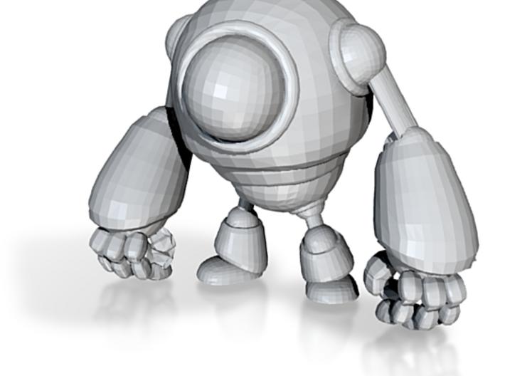 Mr. Mini Robot 3d printed