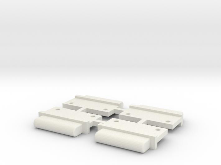 FixAV Mosler MiniZ 4pc 3d printed