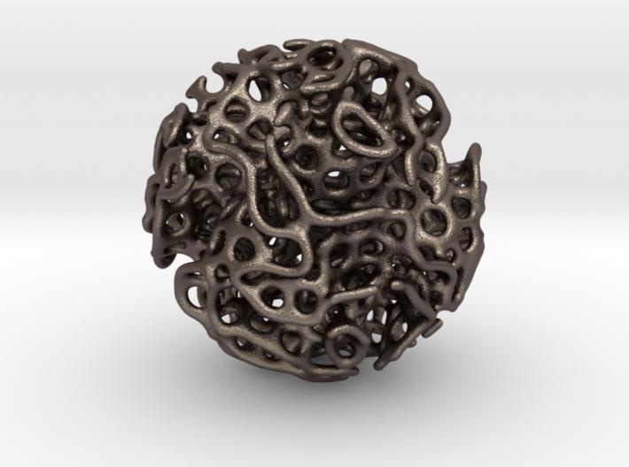 Small lidinoid (irregular holes) 3d printed