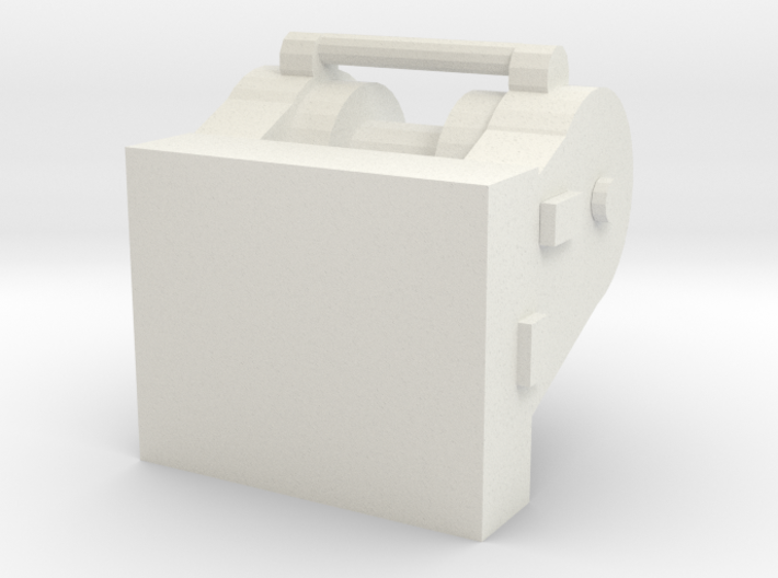 1/50 Dozer Winch D8 3d printed