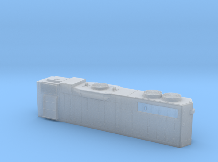 EMD GP 38-2 Long Hood Dynamic Brake Version 1:64 S 3d printed
