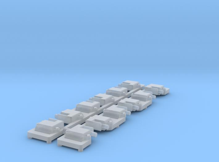 Ls3 V12 Coil Pack 1/18 3d printed