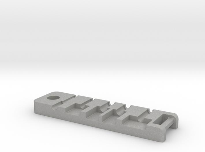 Mac Bracker Botton V1 3d printed