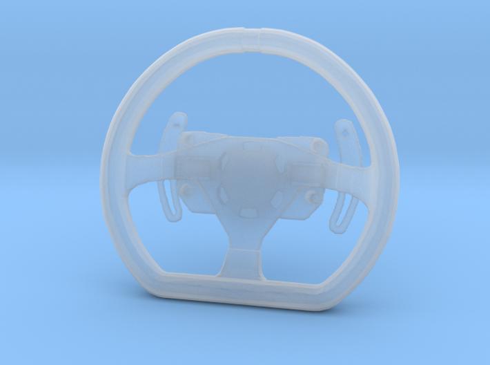 Steering Wheel P-GT4-Type - 1/10 3d printed