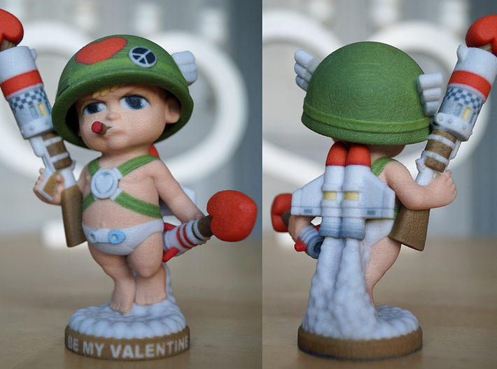 Cupid 2.0 Valentine's Gift 3d printed