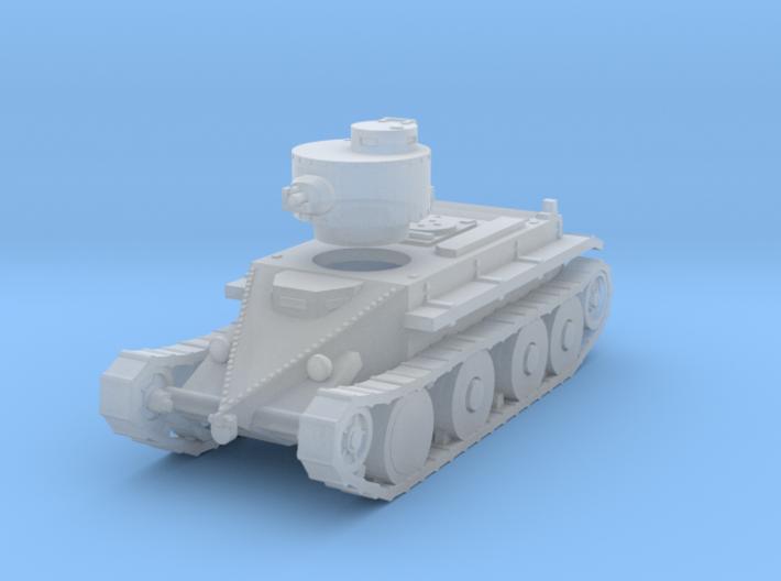 1/100 Christie T3 tank 3d printed