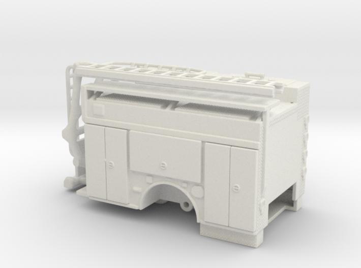 1/87 ALF Squad Body non-rollup 3d printed