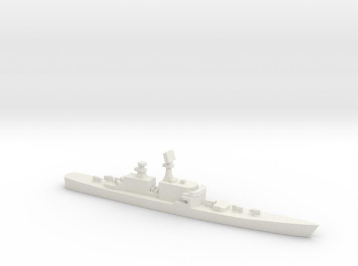 USS CGN-36 California, 1/3000 3d printed