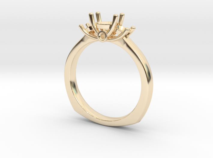 Ring For women 3d printed